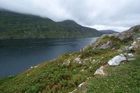 Killary Fjord, County Galway, Ireland