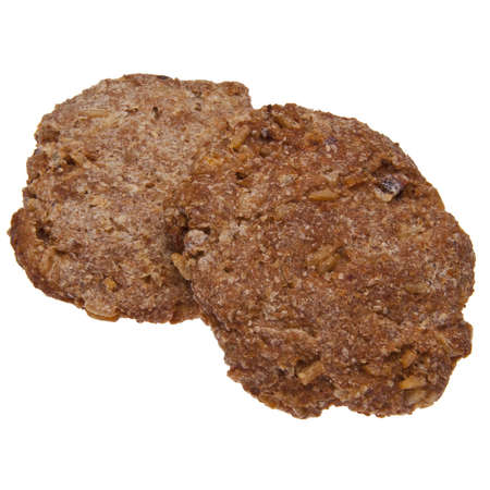 Pair of Cookies or Pet Treats.  photo