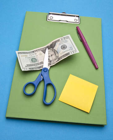 cutting costs: Cutting costs through buying less office supplies