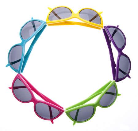 Hip summer sunglasses photo