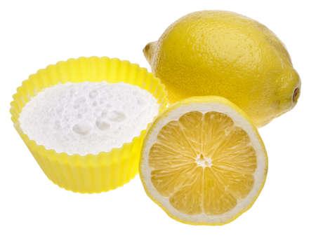 Lemons and Baking Soda are a Natural Environmentally Friendly