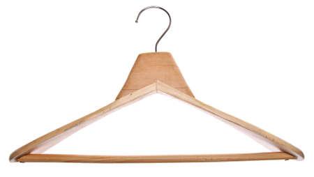 Houten kledinghanger