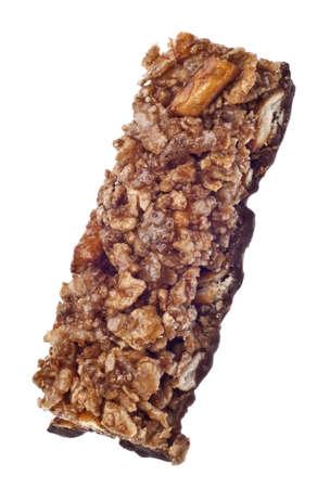 プレッツェルとチョコレート ダイエット バー低カロリー 写真素材