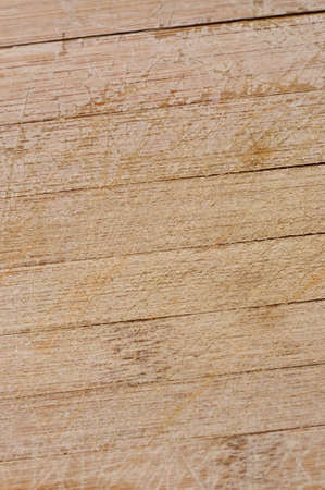 scratches: Wood Grain Texture with Scratches Focus in Center of Image. Stock Photo