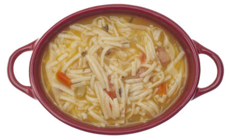 Classic Chicken Noodle Soup  photo