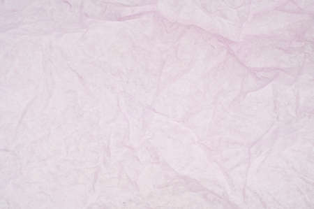 Soft Pink Tissue Paper Texture Background Image.