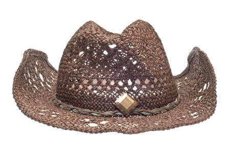 cowgirl hat: