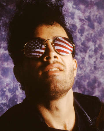 American Bad Boy Stock Photo