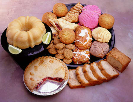 Bakery Goods from supermarket