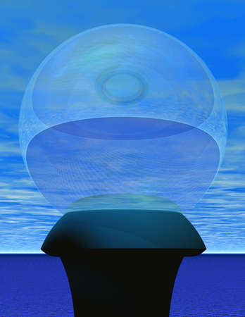 clairvoyance: Crystal Ball
