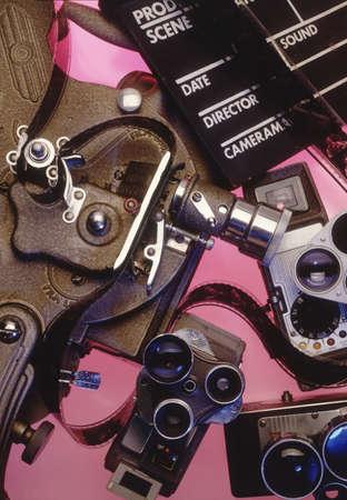 retrospective: Motion Picture Film Cameras