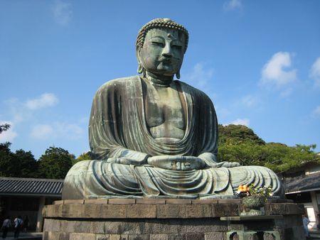 kamakura: Great Buddha of Kamakura, Japan