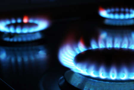 gas flame: gas flame (02)