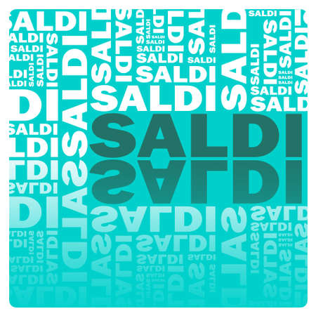 saldi words (blue)