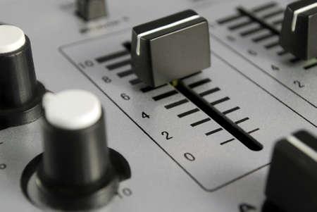 Mixer controller
