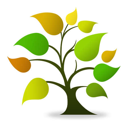 Tree logo Stock Photo - 11880826