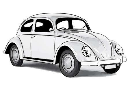 vintage: Vintage Beetle