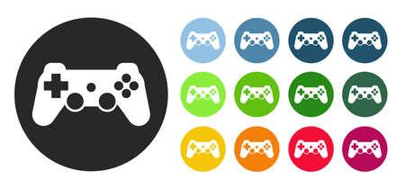 joystick icon Illustration