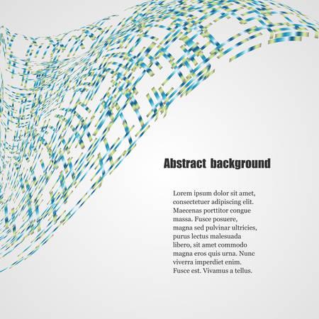 dea: Abstract  background  Illustration