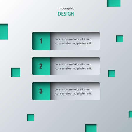 Infographic illustration Vector