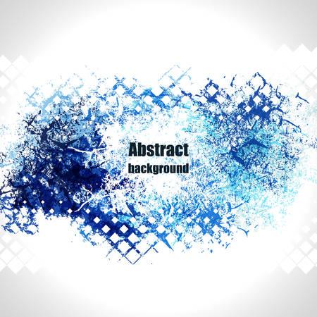 Abstract illustration Illustration