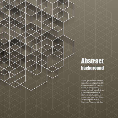 abstrakte muster: Eps10 Vektor-Illustration Illustration