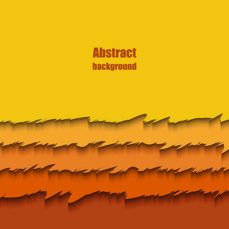 disrupt: Abstract  background