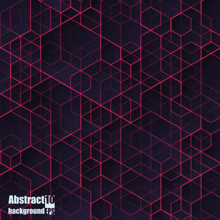 Abstract  background with geometric pattern. Imagens - 40632522