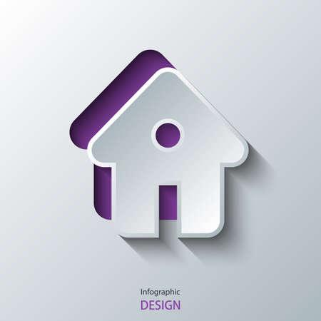 home icon: Home icon.