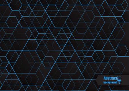geometricos: Fondo abstracto con el modelo geométrico.