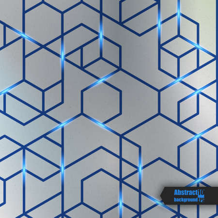 impervious: Abstract background with geometric pattern.