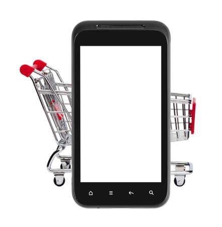 Online shopping Stock Photo - 17622125