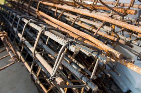 corode: Rebar construction site