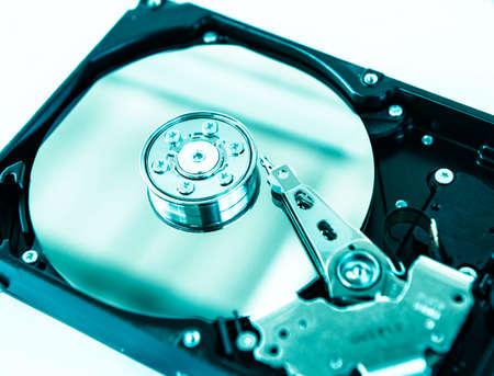 disco duro: Ordenador Disco duro