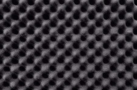 Acoustic foam wall photo