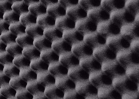 sound proof: Studio sound proof foam pattern texture Stock Photo