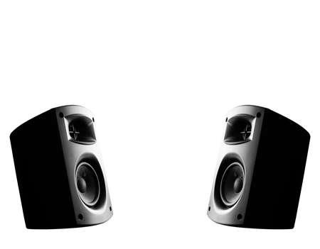 equipo de sonido: Altavoces de m�sica est�reo
