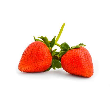 Closeup of fresh strawberries Reklamní fotografie