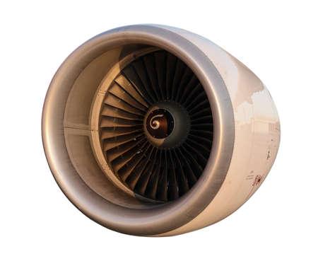 turbine engine: Aircraft jet engine turbine