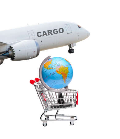 Global cargo connection concept
