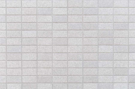 White tile wall pattern background