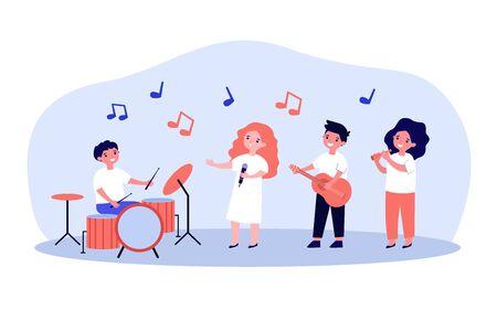 School musician band