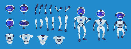 Robot parts set
