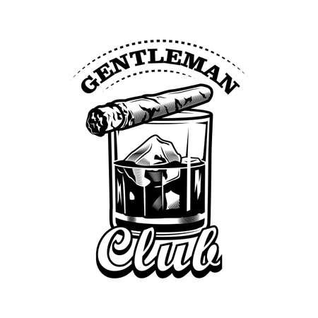Gentlemens accessories vector illustration
