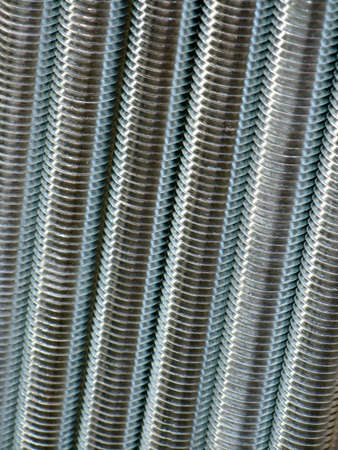 Close up of screw thread Stock Photo - 4137857