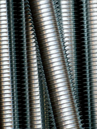 Close up of screw thread Stock Photo - 4137701