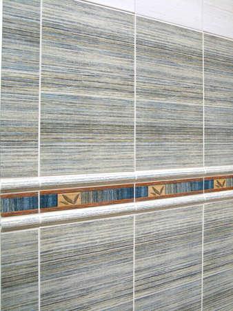 Detail of tiles photo