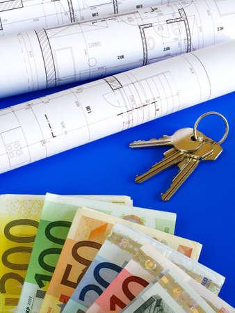 billets euros: EURO notes et plans
