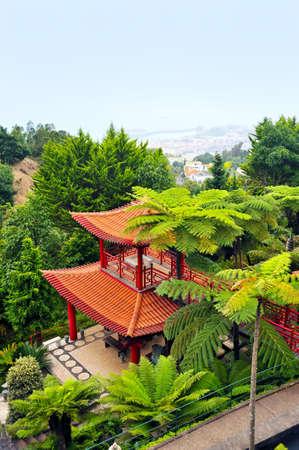 Monte Palace Tropical Garden– Monte, Madeira photo