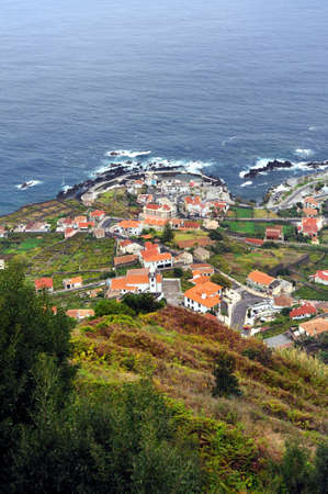 Porto Moniz, north of Madeira island,  Portugal Stock Photo - 7174554